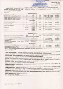 Сертификат Омега-3 ПНЖК НСП