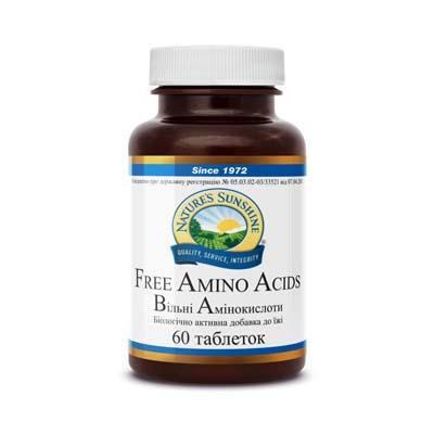 Свободные аминокислоты НСП