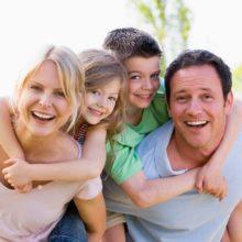 Набор NSP для семей с детьми