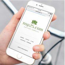 nsp25.com — личный кабинет