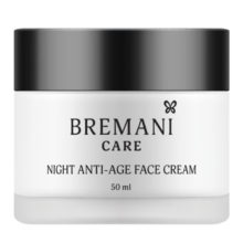Ночной крем для лица 40+ Bremani Care