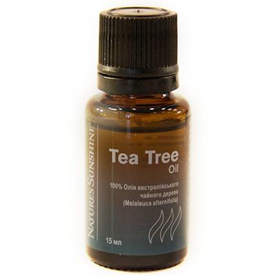 Маслo чайного дерева